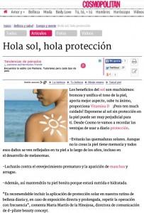 Cosmopolitan_protección Solar (d-pilate)